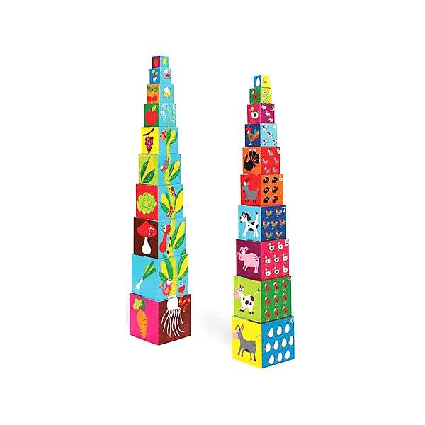 Кубики SCRATCH ФермаКубики<br>Характеристики товара:<br><br>• возраст: от 1 года;<br>• количество деталей: 10 шт;<br>• материал: картон;<br>• размер упаковки: 16х16х15 см;<br>• вес упаковки: 835 гр.;<br>• страна бренда: Бельгия.<br><br>Кубики SCRATCH Ферма помогают детям с раннего возраста развивать воображение, фантазию и коммуникативные навыки. Во время игры с кубиками у ребенка развивается мелкая моторика, логическое мышление, малыши учатся считать. <br><br>Кубики сделаны из плотного картона, они легкие, ребенок не сможет ими пораниться. Игрушка выполнена из качественных материалов, безопасных для здоровья ребенка, не вызывающих аллергии. <br><br>Кубики SCRATCH Ферма  можно купить в нашем интернет-магазине.<br>Ширина мм: 150; Глубина мм: 150; Высота мм: 150; Вес г: 428; Возраст от месяцев: 144; Возраст до месяцев: 24; Пол: Унисекс; Возраст: Детский; SKU: 7976132;