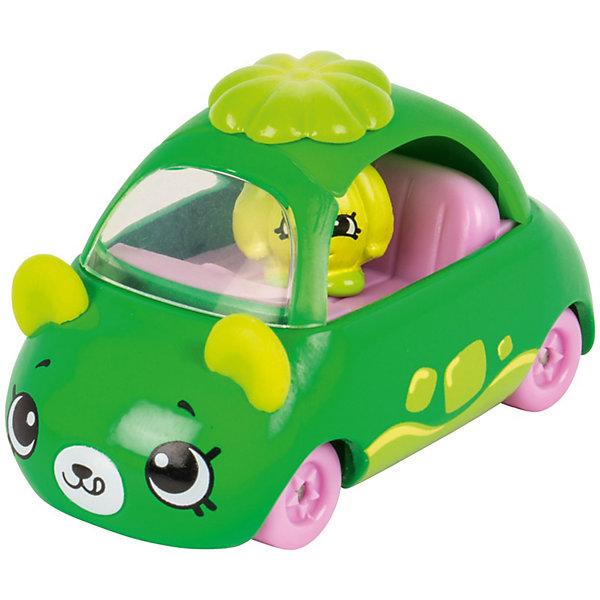 Купить Игровой набор Moose Cutie Car Машинка с мини-фигуркой Shopkins, Jelly Joyride, Китай, зеленый, Женский