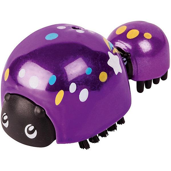 Купить Интерактивная игрушка Moose Little Live Pets Божья коровка и малыш, Лучик, Китай, фиолетовый, Унисекс
