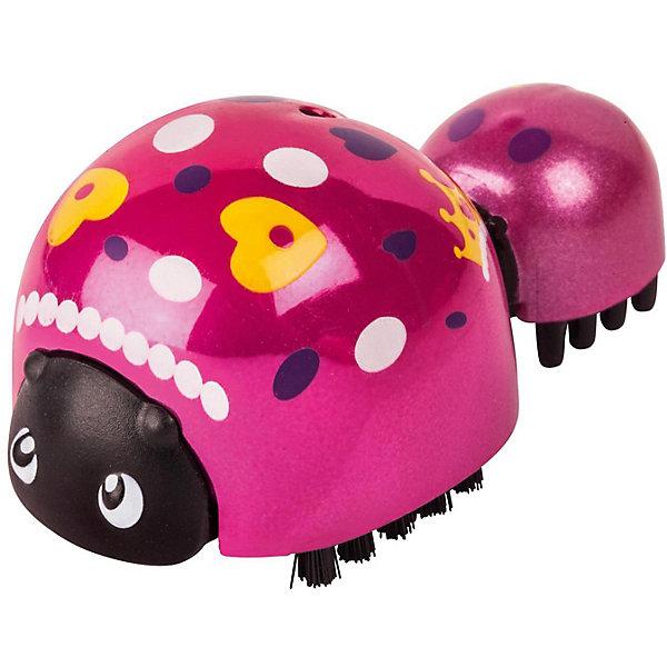 Купить Интерактивная игрушка Moose Little Live Pets Божья коровка и малыш, Принцесса, Китай, розовый, Унисекс