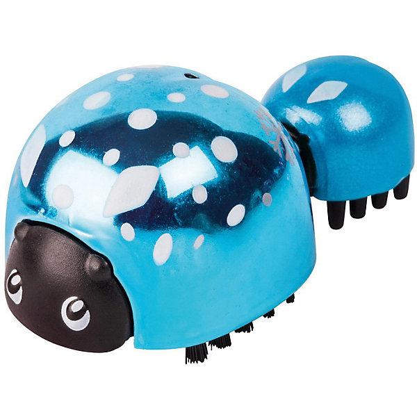 Купить Интерактивная игрушка Moose Little Live Pets Божья коровка и малыш, Снежинка, Китай, синий, Унисекс