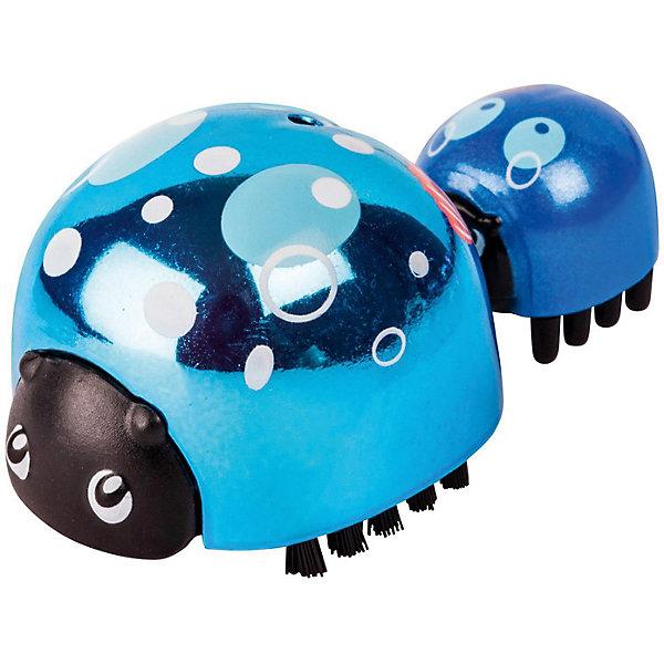Купить Интерактивная игрушка Moose Little Live Pets Божья коровка и малыш, Скорлупка, Китай, синий, Унисекс