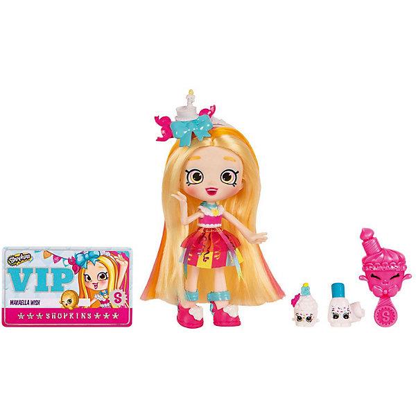 Купить Мини-кукла Moose Shopkins Микаэлла, Китай, красный, Женский