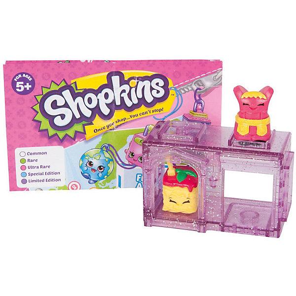 Фигурки Moose Shopkins с элементом здания Европа, 2 штИгровые наборы с фигурками<br>Характеристики:<br><br>• возраст: от 5 лет;<br>• материал: пластик;<br>• в наборе: 2 фигурки Shopkins, элемент здания, брошюра коллекционера;<br>• вес упаковки: 390 гр.;<br>• размер упаковки: 3,5х4,8х7,1 см;<br>• страна бренда: Австралия;<br>• товар в ассортименте.<br><br>Эти фигурки серии Shopkins World vacation от бренда Moose входят в коллекцию «Европа». В комплекте с игрушками имеется блок здания, который крепится к аналогичным элементам из наборов, образуя целый жилой комплекс. Какая именно фигурка попадется в упаковке нельзя узнать заранее. Чтобы определить своего героя, есть брошюра с персонажами.<br><br>Shopkins 2 шт. с элементом здания «Европа» можно купить в нашем интернет-магазине.<br>Ширина мм: 35; Глубина мм: 48; Высота мм: 71; Вес г: 390; Цвет: розовый; Возраст от месяцев: 60; Возраст до месяцев: 2147483647; Пол: Женский; Возраст: Детский; SKU: 7979666;