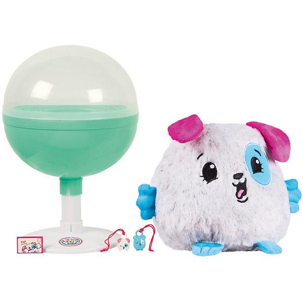 Набор с большим плюшевых героем Moose Pikmi Pops, собачкаМягкие игрушки животные<br>Характеристики:<br><br>• возраст: от 5 лет;<br>• материал: пластик, плюш;<br>• в наборе: собачка, от 1 до 3 шармов, подставка в форме чупа-чупса;<br>• вес упаковки: 522 гр.;<br>• размер упаковки: 20х20х29 см;<br>• страна бренда: Австралия.<br><br>Набор с большим плюшевым героем Pikmi Pops от бренда Moose включает игрушку собаки. В секретном кармашке ребенок также найдет от одного до трех шармов на веревочке, которые можно подвесить на ключи или сумочку.<br><br>Собачка выполнена в ярком дизайне и имеет фруктовый аромат. Хранить игрушку можно в оригинальной упаковке в форме чупа-чупса. Изготовлено из качественных безопасных материалов.<br><br>Набор с большим плюшевым героем Pikmi Pops, собачка можно купить в нашем интернет-магазине.<br>Ширина мм: 200; Глубина мм: 200; Высота мм: 290; Вес г: 522; Цвет: красный; Возраст от месяцев: 60; Возраст до месяцев: 2147483647; Пол: Женский; Возраст: Детский; SKU: 7979670;