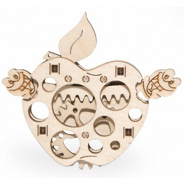 Сбоная модель  Wood Trick Вудик ЯблокоДеревянные модели<br>Характеристики:<br><br>• возраст: от 6 лет;<br>• материал: дерево;<br>• количество деталей: 11;<br>• вес упаковки: 150 гр.;<br>• размер упаковки: 14х11х0,5 см;<br>• страна производитель: Украина.<br><br>Сбоная модель  Wood Trick Вудик Яблоко проста в сборке, тем более, что к набору прилагается простая и понятная инструкция. Внимательно ознакомьтесь с инструкцией по сборке, и вы сможете легко собрать собственную модель яблока!<br><br>Изделие выполнено из гладкой березовой фанеры, не имеющей заусенцев, поэтому удобно для покраски и безопасно для сборки.<br><br>Сбоная модель  Wood Trick Вудик Яблоко можно купить в нашем интернет-магазине.<br>Ширина мм: 145; Глубина мм: 110; Высота мм: 5; Вес г: 100; Цвет: бежевый; Возраст от месяцев: 168; Возраст до месяцев: 1188; Пол: Унисекс; Возраст: Детский; SKU: 7980876;