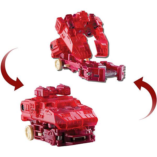 Машинка-трансформер Screechers Wild Манкиренч л2Трансформеры-игрушки<br>Характеристики:<br><br>• возраст: от 3 лет;<br>• материал: пластик;<br>• цвет: красный;<br>• вес: 210 гр;<br>• размер: 22,7х19,5х7 см;<br>• страна бренда: Китай;<br>• бренд: Screechers Wild.<br><br>Машинка-трансформер Screechers Wild  «Манкиренч л2» -  единственная в своем роде игрушка. Она превращается в зверя, переворачиваясь в воздухе на 360! Машинка разгоняется, ловит специальный диск, делает кувырок и самостоятельно трансформируется в животное прямо в воздухе. Обратно в машинку игрушка собирается вручную. Несколько движений - и она опять готова к новому кувырку.<br><br>Машинка-трансформер обладает прочной конструкцией с надежными креплениями и выполнена из высококачественного материала. В набор входит машинка-трансформер (9х5х6 см) и 3 магнитных диска диаметром 3 см. Игрушка упакована в блистер (19.5х7х23 см).<br><br>Всего в линейке Скричеров представлено 16 машинок, каждая из которых является отдельным персонажем. Машинки могут превращаться в животных, птиц, динозавров или рептилий. Самое время начать собирать всю коллекцию Скричеров!<br><br>Машинку-трансформер Screechers Wild  «Манкиренч л2» можно купить в нашем интернет-магазине.<br>Ширина мм: 227; Глубина мм: 195; Высота мм: 70; Вес г: 210; Возраст от месяцев: 36; Возраст до месяцев: 120; Пол: Мужской; Возраст: Детский; SKU: 7981319;