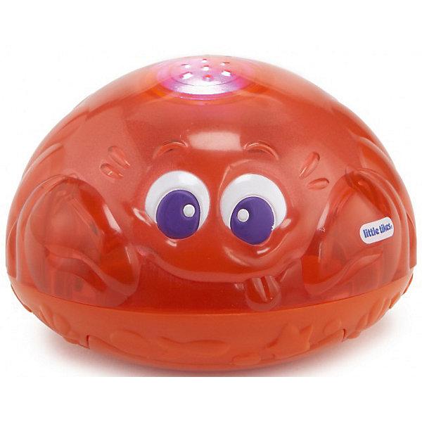 Игрушка для ванны Вращающийся фонтан, Little Tikes, красныйИгрушки для ванной<br>Характеристики товара:<br><br>- цвет: красный;<br>- материал: пластик;<br>- размер упаковки: 16х11х14 см;<br>- вес: 260 г;<br>- возраст: от 1 года.<br><br>Играть в ванне - вдвойне интереснее! Такие игрушки для ванны подразумевают множество вариантов игр, поэтому она станет желанным подарком для ребенка. Если опустить игрушку в воду и включить - она будет вращаться, заработает подсветка, а сверху будут вырываться струйки воды. Такое изделие отлично тренирует у ребенка разные навыки: оно развивает мелкую моторику, цветовосприятие, внимание, воображение и творческое мышление. <br>Из этих фигурок разного цвета можно собрать целую коллекцию! Изделие произведено из высококачественного материала, безопасного для детей.<br><br>Игрушку для ванны Вращающийся фонтан от бренда Little Tikes можно купить в нашем интернет-магазине.<br>Ширина мм: 160; Глубина мм: 140; Высота мм: 110; Вес г: 257; Цвет: красный; Возраст от месяцев: 36; Возраст до месяцев: 2147483647; Пол: Унисекс; Возраст: Детский; SKU: 7991840;
