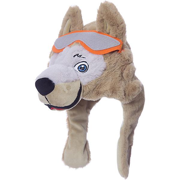 Купить Шапка FIFA-2018 1Toy Волк Забивалка, 60, Китай, разноцветный, Унисекс