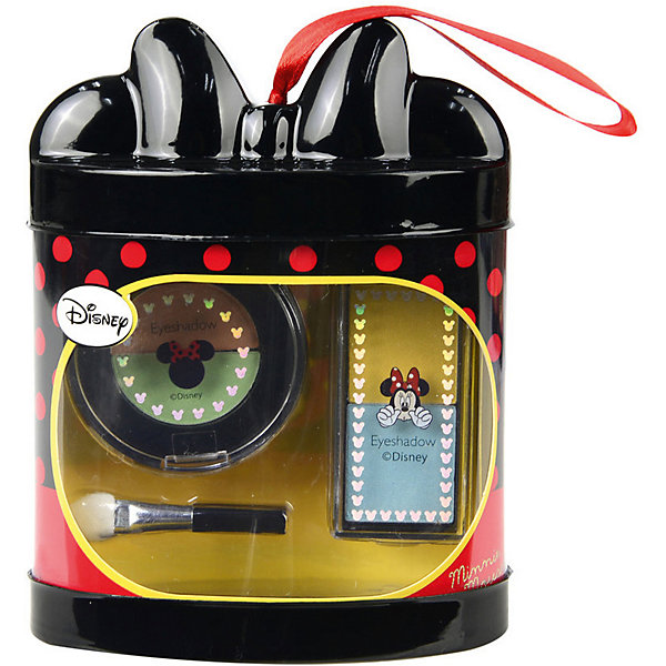 Детская декоративная косметика Markwins Minnie, для глазМинни Маус<br>Характеристики:<br><br>• возраст: 6+;<br>• пол: для девочек;<br>• цвет: розовый;<br>• габариты упаковки: 12х9х5 см;<br>• вес: 80 г.<br><br>Маленький набор детской косметики – лучший подарок для маленьких модниц, ведь каждая малышка хочет быть похожа на маму и научиться краситься. <br><br>Упаковка теней выполнена в пастельных тонах и украшена изображениями мышки Минни. <br><br>Косметика отвечает всем европейским стандартам качества: не содержит парабенов, метилизотиазолинона и пальмового масла, не вредит коже и не тестируется на животных.<br><br>В набор входят:<br><br>• тени для век 4 оттенка;<br>• аппликатор - 1 шт.<br><br>Детскую декоративную косметику «Minnie» (для глаз), Markwins можно приобрести в нашем интернет-магазине.<br>Ширина мм: 90; Глубина мм: 50; Высота мм: 120; Вес г: 80; Возраст от месяцев: 72; Возраст до месяцев: 2147483647; Пол: Женский; Возраст: Детский; SKU: 7992880;