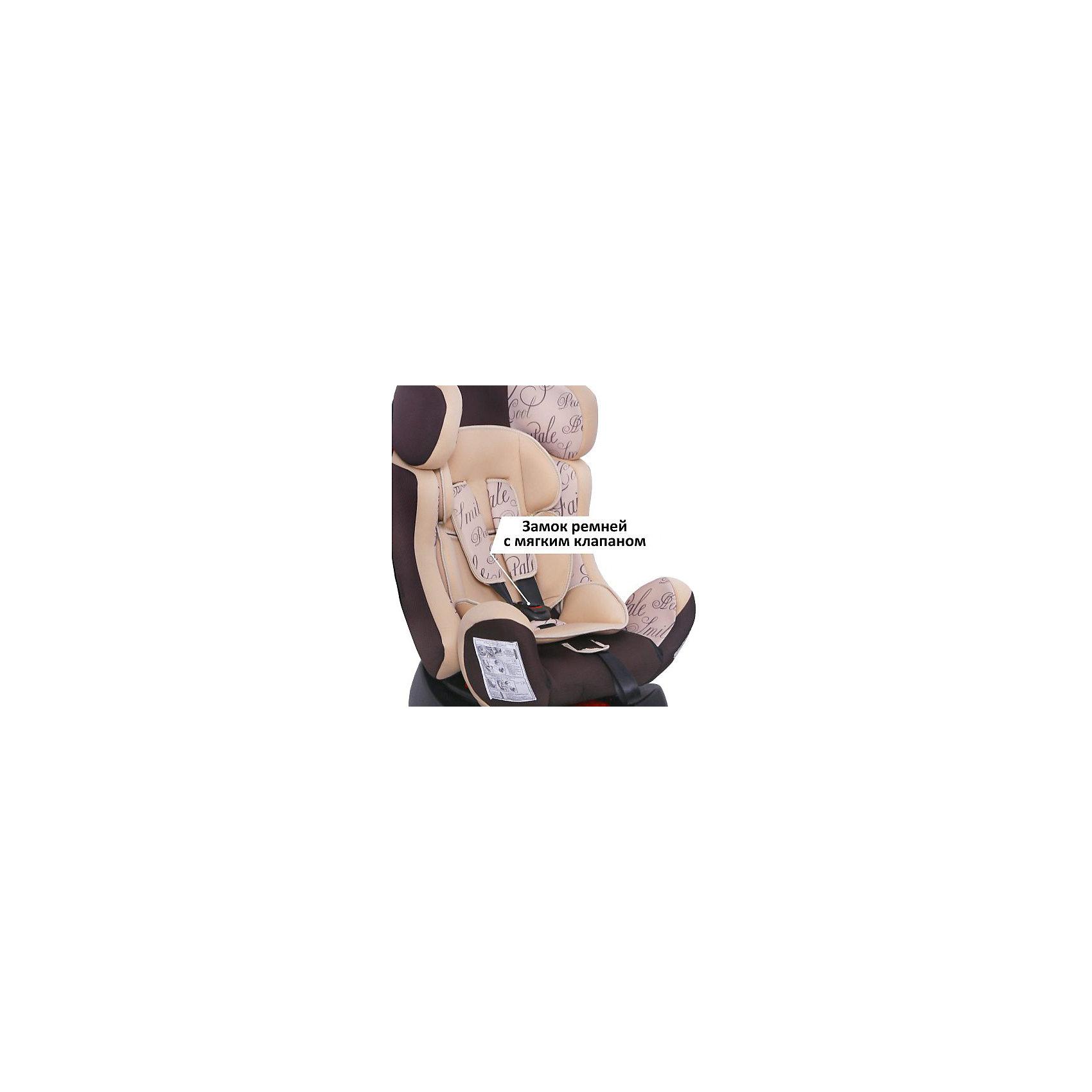 Автокресло Siger Art Диона 0-25 кг, сказка от myToys