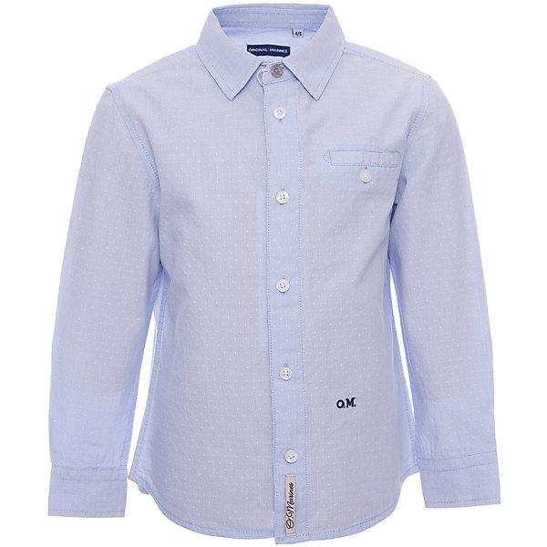 Купить Рубашка Original Marines, Китай, голубой, 104/110, 92/98, 152/158, 140/146, 128/134, 116/122, Мужской