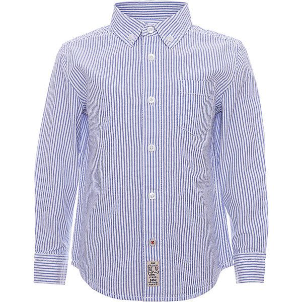Купить Рубашка Original Marines, Бангладеш, голубой, 104/110, 92/98, 152/158, 140/146, 128/134, 116/122, Мужской