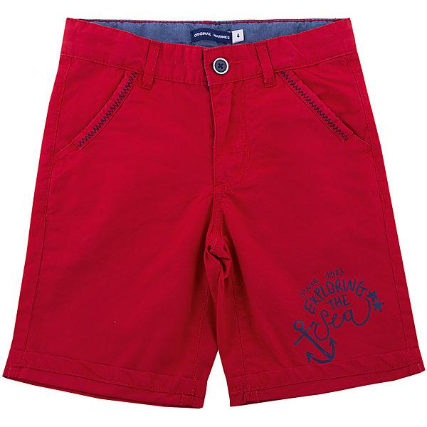 Шорты Original MarinesШорты, бриджи, капри<br>Характеристики товара:<br><br>• цвет: красный<br>• состав ткани: 100% хлопок<br>• сезон: лето<br>• застежка: пуговица, молния<br>• шлевки<br>• страна бренда: Италия<br><br>Хлопковые шорты для ребенка сделаны из качественного материала. Детские шорты дополнены удобными карманами. Одежда для детей от итальянского бренда Original Marines - это стильный продуманный дизайн и неизменно высокое качество вещей. <br><br>Шорты Original Marines (Ориджинал Маринс) можно купить в нашем интернет-магазине.<br>Ширина мм: 191; Глубина мм: 10; Высота мм: 175; Вес г: 273; Цвет: красный; Возраст от месяцев: 18; Возраст до месяцев: 24; Пол: Мужской; Возраст: Детский; Размер: 92,152/158,140/146,128/134,116,110,104,98; SKU: 8015614;