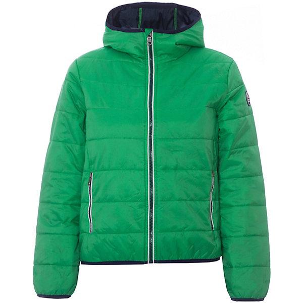 Куртка Original MarinesВерхняя одежда<br>Характеристики товара:<br><br>• цвет: зеленый<br>• состав ткани: 100% нейлон<br>• подкладка: 100% полиэстер <br>• утеплитель: 100% полиэстер <br>• сезон: демисезон<br>• температурный режим: от +10 до +20<br>• особенности модели: с капюшоном<br>• застежка: молния<br>• страна бренда: Италия<br><br>Синяя детская куртка была разработана дизайнерами известного бренда Original Marines с учетом потребностей ребенка. Куртка для ребенка стильно смотрится. Детская ветровка создает комфортные условия в прохладную погоду и удобно сидит по фигуре. <br><br>Куртку Original Marines (Ориджинал Маринс) можно купить в нашем интернет-магазине.<br>Ширина мм: 356; Глубина мм: 10; Высота мм: 245; Вес г: 519; Цвет: зеленый; Возраст от месяцев: 156; Возраст до месяцев: 168; Пол: Мужской; Возраст: Детский; Размер: 164,176,152; SKU: 8015776;