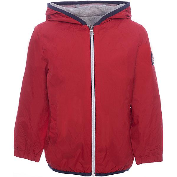 Ветровка Original MarinesВерхняя одежда<br>Характеристики товара:<br><br>• цвет: красный<br>• состав ткани: 100% полиамид<br>• подкладка: 65% полиэстер, 35% хлопок<br>• утеплитель: нет<br>• сезон: демисезон<br>• особенности модели: с капюшоном<br>• застежка: молния<br>• страна бренда: Италия<br><br>Легкая детская куртка дополнена капюшоном, помогающим защитить ребенка от дождя и ветра. Ветровка для ребенка стильно смотрится. Детская ветровка создает комфортные условия в прохладную погоду и удобно сидит по фигуре. <br><br>Ветровку Original Marines (Ориджинал Маринс) можно купить в нашем интернет-магазине.<br>Ширина мм: 356; Глубина мм: 10; Высота мм: 245; Вес г: 519; Цвет: красный; Возраст от месяцев: 48; Возраст до месяцев: 60; Пол: Мужской; Возраст: Детский; Размер: 104/110,92/98,152/158,140/146,128/134,116/122; SKU: 8015845;