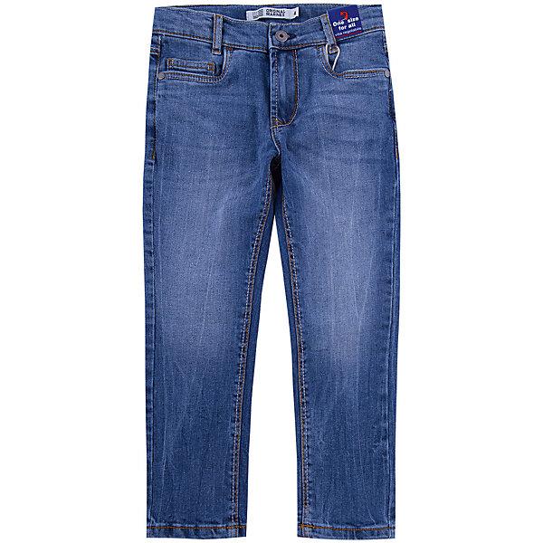 Джинсы Original MarinesДжинсы<br>Характеристики товара:<br><br>• цвет: синий<br>• состав ткани: 98% хлопок 2% эластан<br>• сезон: демисезон<br>• застежка: пуговица, молния<br>• шлевки<br>• страна бренда: Италия<br><br>Практичные джинсы для ребенка сделаны из натурального качественного материала. Детские джинсы - классического силуэта, с эффектом потертостей. Одежда для детей от итальянского бренда Original Marines - это стильный продуманный дизайн и неизменно высокое качество вещей. <br><br>Джинсы Original Marines (Ориджинал Маринс) можно купить в нашем интернет-магазине.<br>Ширина мм: 215; Глубина мм: 88; Высота мм: 191; Вес г: 336; Цвет: синий; Возраст от месяцев: 48; Возраст до месяцев: 60; Пол: Мужской; Возраст: Детский; Размер: 110,104,98,92,152/158,140/146,128/134,116; SKU: 8016159;