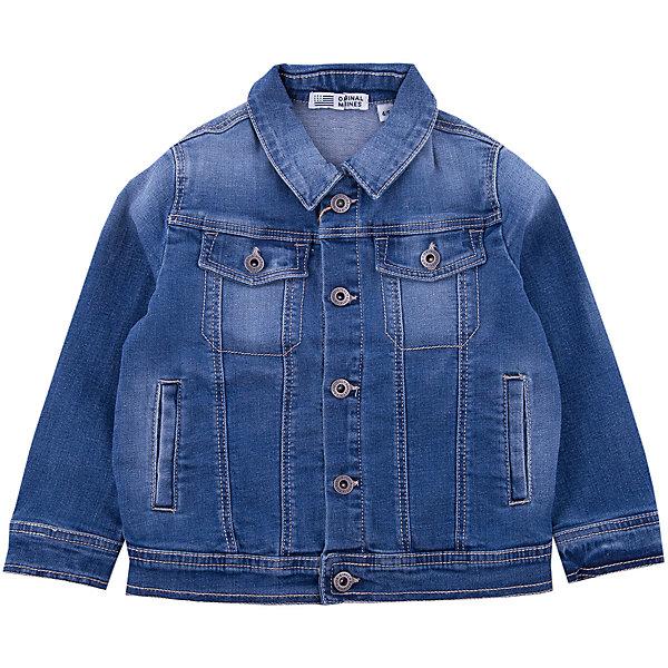 Купить Куртка джинсовая Original Marines, Вьетнам, синий, 104/110, 92/98, 152/158, 140/146, 128/134, 116/122, Мужской