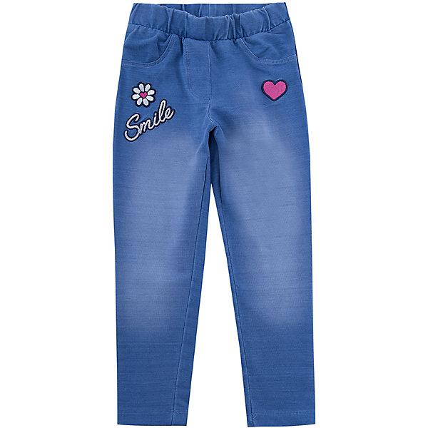 Леггинсы джинсовые Original Marines для девочкиЛеггинсы<br>Характеристики товара:<br><br>• цвет: синий<br>• состав ткани: 77% хлопок, 16% полиэстер, 7% эластан<br>• сезон: демисезон<br>• талия: резинка<br>• страна бренда: Италия<br><br>Эластичные джинсовые леггинсы для ребенка сделаны из натурального качественного материала. Детские джинсовые леггинсы - классического силуэта, с эффектом потертостей. Одежда для детей от итальянского бренда Original Marines - это стильный продуманный дизайн и неизменно высокое качество вещей. <br><br>Леггинсы джинсовые Original Marines (Ориджинал Маринс) для девочки можно купить в нашем интернет-магазине.<br>Ширина мм: 123; Глубина мм: 10; Высота мм: 149; Вес г: 209; Цвет: синий; Возраст от месяцев: 48; Возраст до месяцев: 60; Пол: Женский; Возраст: Детский; Размер: 104/110,92/98,152/158,140/146,128/134,116/122; SKU: 8016350;