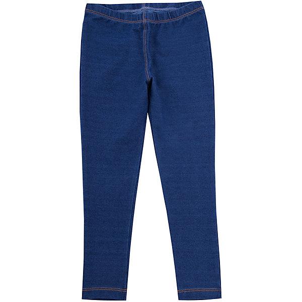 Купить Леггинсы джинсовые Original Marines для девочки, Бангладеш, темно-синий, 104/110, 92/98, 152/158, 140/146, 128/134, 116/122, Женский