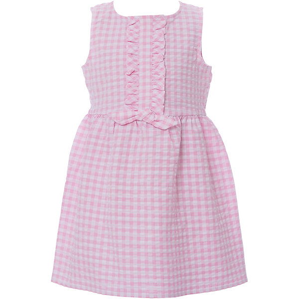 Купить Платье Original Marines для девочки, Шри-Ланка, розовый, 104/110, 92/98, 152/158, 140/146, 128/134, 116/122, Женский