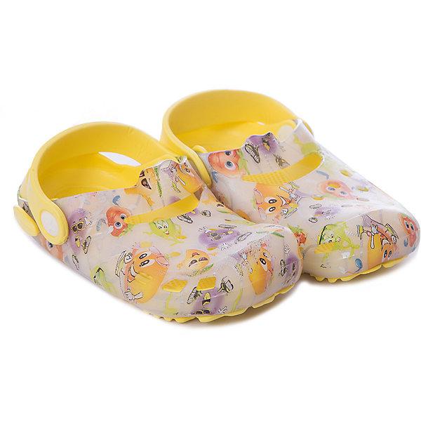 Сабо MURSU для девочкиПляжная обувь<br>Характеристики товара:<br><br>• цвет: желтый<br>• материал верха: ПВХ, ЭВА<br>• нескользящая удобная подошва<br>• вентиляционные отверстия<br>• ремешок фиксирует пятку<br>• нескользящая удобная подошва<br>• страна бренда: Финляндия<br>• страна изготовитель: Китай<br><br>Обувь для детей всегда должна быть подобрана особенно тщательно! Хорошая обувь, особенно повседневная, должна обеспечивать правильное положение ноги и быть прочной. Такие сабо от известного финского бренда обеспечат ребенку необходимый уровень комфорта. Обувь легкая, она без труда надевается и снимается, отлично сидит на ноге. <br>Продукция от бренда MURSU - это качественные товары, созданные с применением новейших технологий. При производстве используются только проверенные сертифицированные материалы. Обувь отличается модным дизайном и продуманной конструкцией. Изделие производится из качественных и проверенных материалов, которые безопасны для детей.<br><br>Сабо для девочки от бренда MURSU (Мурсу) можно купить в нашем интернет-магазине.<br>Ширина мм: 225; Глубина мм: 139; Высота мм: 112; Вес г: 290; Цвет: желтый; Возраст от месяцев: 21; Возраст до месяцев: 24; Пол: Женский; Возраст: Детский; Размер: 24,29,28,27,26,25; SKU: 8022802;