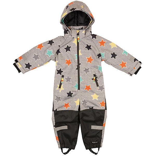 Комбинезон Villervalla для мальчикаВерхняя одежда<br>Характеристики товара:<br><br>• цвет: серый<br>• состав ткани: 100% полиэстер<br>• утеплитель: нет<br>• сезон: демисезон<br>• особенности модели: с капюшоном<br>• застежка: молния<br>• длинные рукава<br>• штрипки<br>• страна бренда: Швеция<br><br>Этот детский комбинезон легко надевается благодаря застежке - молнии. Комбинезон для ребенка модно смотрится из-за яркой расцветки в фирменном стиле шведского бренда Villervalla. Детский комбинезон создает комфортные условия при ношении его в прохладную сырую погоду. <br><br>Комбинезон Villervalla (Виллервалла) для мальчика можно купить в нашем интернет-магазине.<br>Ширина мм: 356; Глубина мм: 10; Высота мм: 245; Вес г: 519; Цвет: серый; Возраст от месяцев: 12; Возраст до месяцев: 18; Пол: Мужской; Возраст: Детский; Размер: 92,104,98,86,110; SKU: 8028875;