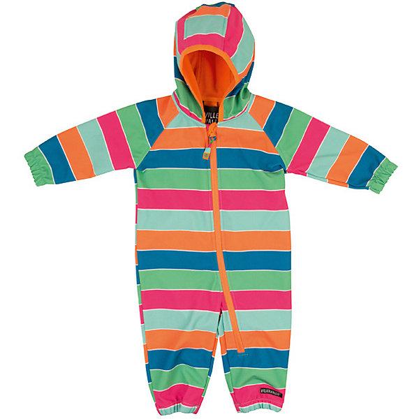 Комбинезон Soft Shell Villervalla для девочкиВерхняя одежда<br>Характеристики товара:<br><br>• цвет: синий<br>• состав ткани: 95% полиэстер, 5%эластан<br>• утеплитель: нет<br>• сезон: демисезон<br>• особенности модели: с капюшоном<br>• застежка: молния<br>• длинные рукава<br>• страна бренда: Швеция<br><br>Такой детский комбинезон легко надевается из-за застежки - молнии. Комбинезон для ребенка эффектно смотрится благодаря яркой расцветке в фирменном стиле шведского бренда Villervalla. Детский комбинезон создает комфортные условия при ношении его в прохладную сырую погоду благодаря материалу Soft Shell. <br><br>Комбинезон Soft Shell Villervalla (Виллервалла) для девочки можно купить в нашем интернет-магазине.<br>Ширина мм: 356; Глубина мм: 10; Высота мм: 245; Вес г: 519; Цвет: синий/оранжевый; Возраст от месяцев: 12; Возраст до месяцев: 15; Пол: Женский; Возраст: Детский; Размер: 92,80; SKU: 8028925;