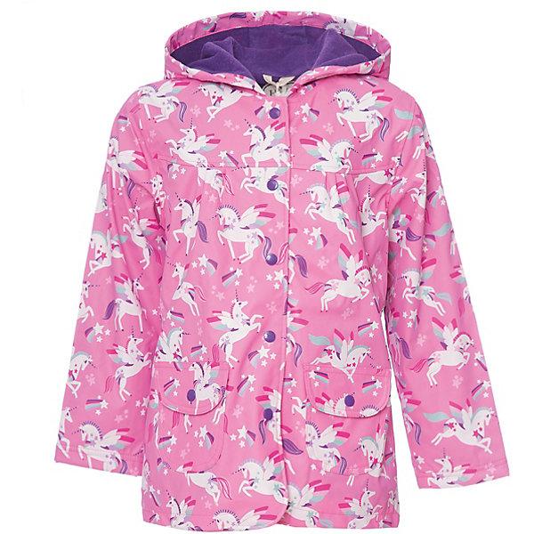 Купить Плащ Hatley для девочки, Китай, розовый, 98, 128, 122, 116, 110, 104, Женский