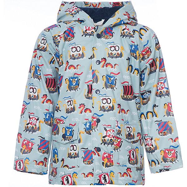 Купить Плащ Hatley для мальчика, Китай, голубой, 110, 104, 98, 92, 122, 116, Мужской