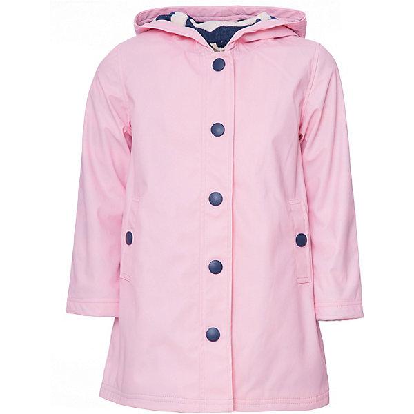 Купить Плащ Hatley для девочки, Китай, розовый, 104, 116, 110, Женский