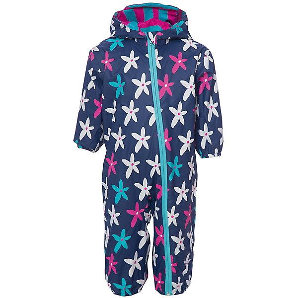 Комбинезон Hatley для девочкиВерхняя одежда<br>Характеристики товара:<br><br>• цвет: синий<br>• состав ткани: 100% полиуретан<br>• подкладка: 100% полиэстер<br>• утеплитель: нет <br>• сезон: демисезон<br>• температурный режим: от +10 до +20<br>• особенности модели: с капюшоном<br>• застежка: молния<br>• длинные рукава<br>• штрипки<br>• страна бренда: Канада<br><br>Оригинальный непромокаемый комбинезон для ребенка стильно смотрится - он украшен ярким принтом. Этот детский комбинезон легко надевается благодаря длинной молнии с защитой подбородка от защемления. Комбинезон для детей от известного канадского бренда Hatley отличается отлично проработанными деталями: штрипками, капюшоном, мягкой махровой подкладкой. <br><br>Комбинезон Hatley (Хатли) для девочки можно купить в нашем интернет-магазине.<br>Ширина мм: 356; Глубина мм: 10; Высота мм: 245; Вес г: 519; Цвет: синий; Возраст от месяцев: 12; Возраст до месяцев: 15; Пол: Женский; Возраст: Детский; Размер: 74/80,86/92; SKU: 8036526;