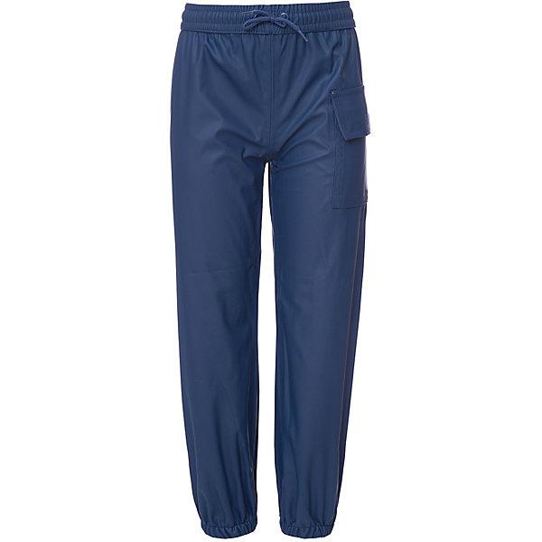 Брюки Hatley для мальчикаВерхняя одежда<br>Характеристики товара:<br><br>• цвет: синий<br>• состав ткани: 100% полиуретан<br>• подкладка: нет <br>• сезон: демисезон<br>• особенности модели: спортивный стиль<br>• талия: резинка<br>• проклеенные швы<br>• страна бренда: Канада<br><br>Непромокаемые брюки для ребенка сделаны из плотного качественного материала. Брюки обеспечат ребенку комфорт благодаря мягкой резинке в талии и по низу брючин. Детские брюки не пропускают влагу потому, что все их швы тщательно проклеены. <br><br>Брюки Hatley (Хатли) для мальчика можно купить в нашем интернет-магазине.<br>Ширина мм: 215; Глубина мм: 88; Высота мм: 191; Вес г: 336; Цвет: розовый; Возраст от месяцев: 60; Возраст до месяцев: 72; Пол: Мужской; Возраст: Детский; Размер: 116,92,110,104,98; SKU: 8036532;