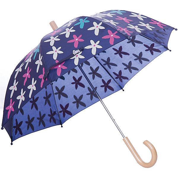 Зонт Hatley для девочкиАксессуары<br>Характеристики товара:<br><br>• цвет: синий<br>• материал: полиэстер, сталь, дерево<br>• особенности модели: механический<br>• сезон: демисезон<br>• страна бренда: Канада<br><br>Практичный зонт для ребенка - от популярного канадского бренда Hatley, известного высоким качеством выпускаемых товаров. Этот зонт-трость для детей - с удобным для ребенка механизмом, он легко раскладывается. Детский зонт декорирован ярким принтом, деревянная ручка комфортно ложится в руку ребенка. <br><br>Зонт Hatley (Хатли) для девочки можно купить в нашем интернет-магазине.<br>Ширина мм: 170; Глубина мм: 157; Высота мм: 67; Вес г: 117; Цвет: синий; Возраст от месяцев: 36; Возраст до месяцев: 1188; Пол: Женский; Возраст: Детский; Размер: one size; SKU: 8036564;