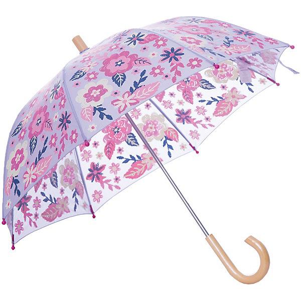 Зонт Hatley для девочкиАксессуары<br>Характеристики товара:<br><br>• цвет: сиреневый<br>• материал: полиэстер, сталь, дерево<br>• особенности модели: механический<br>• сезон: демисезон<br>• страна бренда: Канада<br><br>Оригинальный детский зонт стильно смотрится благодаря яркому принту, который нравится детям. Такой зонт для ребенка был разработан специалистами канадского бренда Hatley исходя из особенностей и потребностей детей. Этот зонт-трость для детей легко раскладывается благодаря удобному механизму. <br><br>Зонт Hatley (Хатли) для девочки можно купить в нашем интернет-магазине.<br>Ширина мм: 170; Глубина мм: 157; Высота мм: 67; Вес г: 117; Цвет: сиреневый; Возраст от месяцев: 36; Возраст до месяцев: 1188; Пол: Женский; Возраст: Детский; Размер: one size; SKU: 8036568;