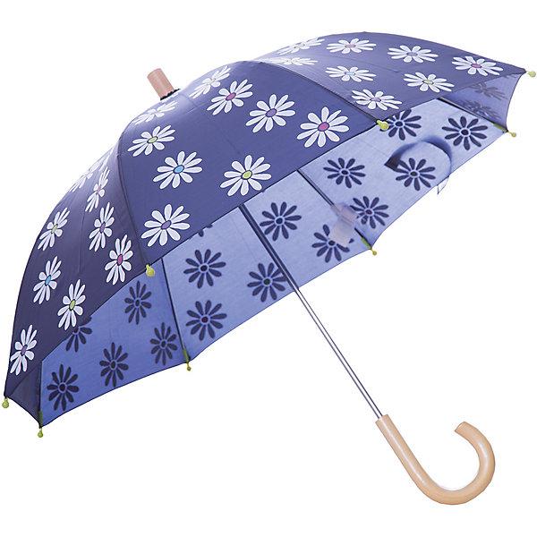 Зонт Hatley для девочкиАксессуары<br>Характеристики товара:<br><br>• цвет: синий<br>• материал: полиэстер, сталь, дерево<br>• особенности модели: механический<br>• сезон: демисезон<br>• страна бренда: Канада<br><br>Красивый зонт для ребенка - от популярного канадского бренда Hatley, известного высоким качеством выпускаемых товаров. Этот зонт-трость для детей - с удобным для ребенка механизмом, он легко раскладывается. Детский зонт декорирован ярким принтом, деревянная ручка комфортно ложится в руку ребенка. <br><br>Зонт Hatley (Хатли) для девочки можно купить в нашем интернет-магазине.<br>Ширина мм: 170; Глубина мм: 157; Высота мм: 67; Вес г: 117; Цвет: синий; Возраст от месяцев: 36; Возраст до месяцев: 1188; Пол: Женский; Возраст: Детский; Размер: one size; SKU: 8036570;