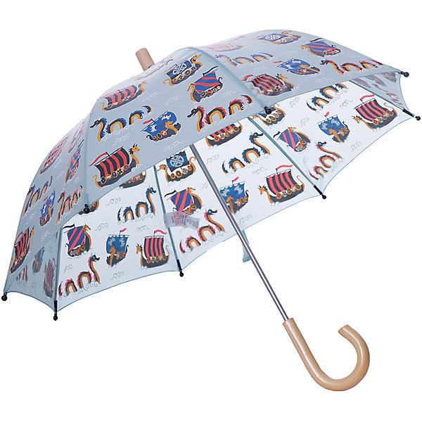 Зонт Hatley для мальчикаАксессуары<br>Характеристики товара:<br><br>• цвет: серый<br>• материал: полиэстер, сталь, дерево<br>• особенности модели: механический<br>• сезон: демисезон<br>• страна бренда: Канада<br><br>Практичный и модный детский зонт стильно смотрится благодаря принту, который нравится детям. Такой зонт для ребенка был разработан специалистами канадского бренда Hatley исходя из особенностей и потребностей детей. Этот зонт-трость для детей легко раскладывается благодаря удобному механизму. <br><br>Зонт Hatley (Хатли) для мальчика можно купить в нашем интернет-магазине.<br>Ширина мм: 170; Глубина мм: 157; Высота мм: 67; Вес г: 117; Цвет: голубой; Возраст от месяцев: 36; Возраст до месяцев: 1188; Пол: Мужской; Возраст: Детский; Размер: one size; SKU: 8036574;
