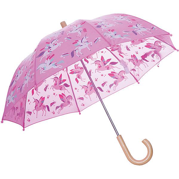 Зонт Hatley для девочкиАксессуары<br>Зонт Hatley для девочки<br>Зонт- торость механический. Надежная и прочная стальная конструкция, удобная деревяная ручка, большой купол надежно защитит от непогоды. Зонты можно  скомплектовать с плащами и сапогами, дополнив яркий, незабываемый образ.<br>Состав:<br>полиэстер<br>Ширина мм: 170; Глубина мм: 157; Высота мм: 67; Вес г: 117; Цвет: розовый; Возраст от месяцев: 36; Возраст до месяцев: 1188; Пол: Женский; Возраст: Детский; Размер: one size; SKU: 8036580;