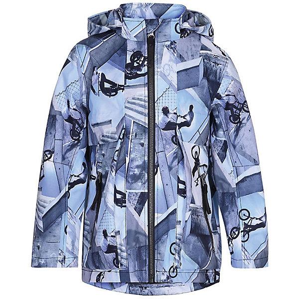Купить Куртка Molo для мальчика, Китай, голубой, 98, 152, 146, 140, 134, 128, 122, 116, 110, 104, Мужской