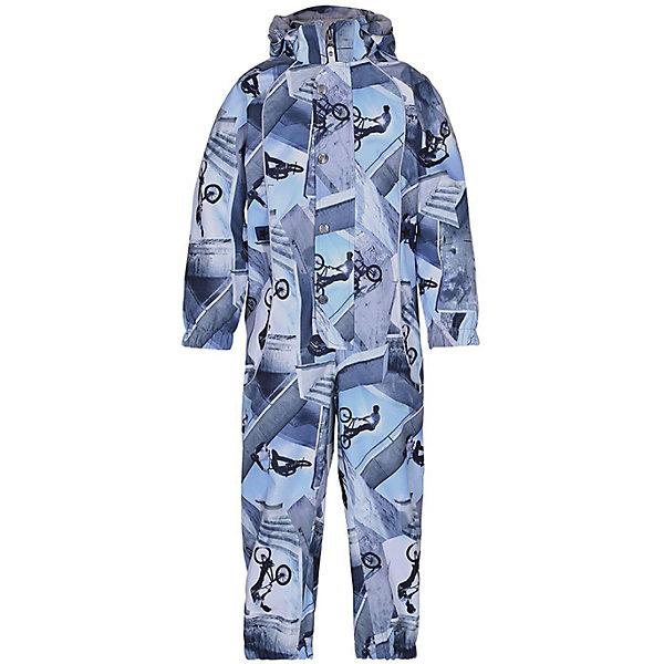 Купить Комбинезон Molo для мальчика, Китай, голубой, 80, 122, 116, 110, 104, 98, 92, 86, Мужской