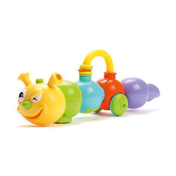 Купить Сенсорная развивающая игрушка Говорящая гусеница , Жирафики, Китай, Унисекс