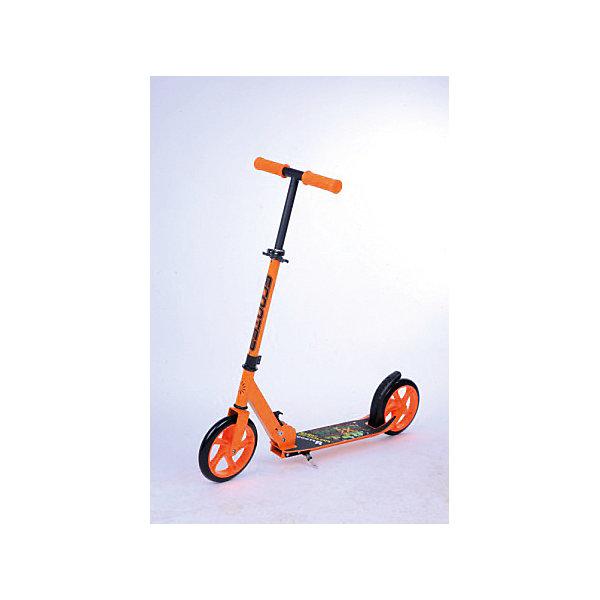 Купить Детский самокат, оранжевый, Buggy Boom, Китай, Унисекс