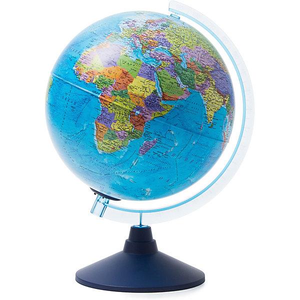 Глобус Globen Земли политический с подсветкой от батареек 250мм Серия Классик ЕвроГлобусы<br><br>Ширина мм: 260; Глубина мм: 260; Высота мм: 275; Вес г: 900; Цвет: разноцветный; Возраст от месяцев: 72; Возраст до месяцев: 2147483647; Пол: Унисекс; Возраст: Детский; SKU: 8075087;