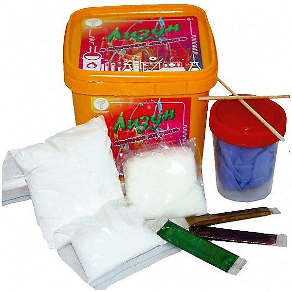 Набор для опытов Воробушкин Лизун и каменная жидкостьХимия и физика<br>Характеристики товара:<br><br>• возраст: от 6 лет;<br>• комплект: химические материалы, аксессуары, инструкция;<br>• размер упаковки: 12х10,5х10,5 см.;<br>• упаковка: пластиковая коробка;<br>• вес в упаковке: 150 гр.;<br>• бренд, страна: ТМ Воробушкин, Россия.<br><br>Набор для опытов «Лизун и каменная жидкость» от ТМ Воробушкин - развлечет ребенка и познакомит его с некоторыми физико-химическими явлениями. <br><br>Процесс создания Лизуна приносит массу восторга. Детям интересно играть такой игрушкой, сделанной своими руками. Второй опыт из нашего набора позволит ребенку познакомиться с удивительной способностью жидкости быть твердой и жидкой одновременно.. Возможно повторение опыта несколько раз.<br><br>Набор для опытов - это увлекательное занятие, которое может стать первым шагом ребенка на пути изучения естественных наук, а также это прекрасная возможность полезно провести время со своим ребенком.<br><br>Рекомендуемый возраст: от 6 лет, под наблюдением взрослых. Набор не содержит ядовитых и опасных веществ. <br><br>Набор для опытов «Лизун и каменная жидкость» от ТМ Воробушкин можно купить в нашем интернет-магазине.<br>Ширина мм: 105; Глубина мм: 120; Высота мм: 105; Вес г: 150; Цвет: разноцветный; Возраст от месяцев: 36; Возраст до месяцев: 2147483647; Пол: Унисекс; Возраст: Детский; SKU: 8271199;
