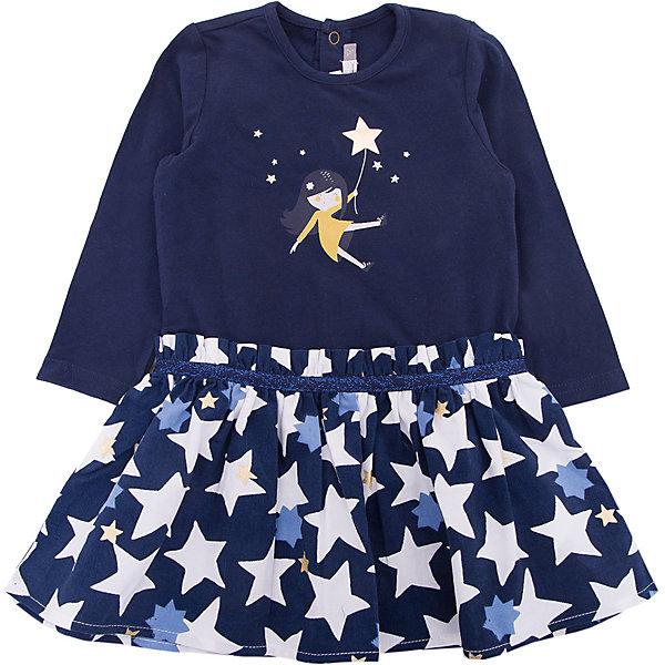 Купить Платье Catimini для девочки, Китай, темно-синий, 74, 71, 68, 98, 86, 80, Женский