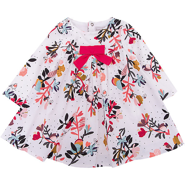 Платье Catimini для девочкиПлатья<br>Характеристики товара:<br><br>• цвет: фуксия<br>• состав ткани: 100% хлопок<br>• сезон: демисезон<br>• застежка: кнопки<br>• длинные рукава<br>• страна бренда: Франция<br><br>Эффектное платье для ребенка от известного французского бренда Catimini выполнено в ярком красивом цвете. Материал этого детского платья - дышащий хлопок, который создает комфортные условия для тела. Такое платье для детей отличается модным кроем и наличием удобной застежки.<br><br>Платье Catimini (Катимини) для девочки можно купить в нашем интернет-магазине.<br>Ширина мм: 236; Глубина мм: 16; Высота мм: 184; Вес г: 177; Цвет: разноцветный; Возраст от месяцев: 6; Возраст до месяцев: 9; Пол: Женский; Возраст: Детский; Размер: 74,71,68,86,80; SKU: 8273980;