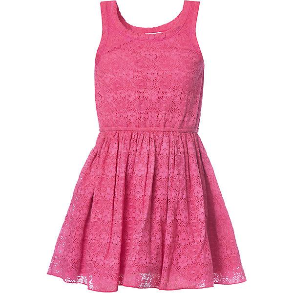 Платье 3 Pommes для девочкиПлатья и сарафаны<br>Характеристики товара:<br><br>• цвет: красный<br>• состав ткани: 65% хлопок, 35% полиамид / 100% хлопок<br>• сезон: лето<br>• без рукавов<br>• страна бренда: Франция<br><br>Яркое платье для ребенка от популярного французского бренда 3 Pommes сделано из комбинированного материала, в том числе это - дышащий хлопок, который создает комфортные условия для тела. Такое платье для детей отличается ажурным верхним слоем материала. Это детское платье - отличный вариант одежды для теплой погоды. <br><br>Платье 3 Pommes (3 Поммис) для девочки можно купить в нашем интернет-магазине.<br>Ширина мм: 236; Глубина мм: 16; Высота мм: 184; Вес г: 177; Цвет: красный; Возраст от месяцев: 132; Возраст до месяцев: 144; Пол: Женский; Возраст: Детский; Размер: 152,140,128,116,110,104; SKU: 8274249;