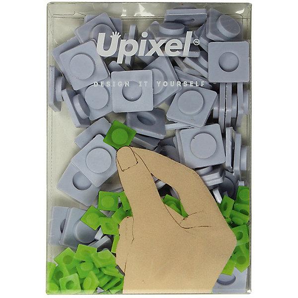 Пиксели большие Upixel, небесно синийАксессуары для ранцев и рюкзаков<br>Характеристики:<br><br>• возраст: от 3 лет;<br>• цвет: небесно синий;<br>• материал: силикон;<br>• комплект: 60 пикселей 13х13 мм, <br>• размер изделия: 10х7х2 см;<br>• упаковка: пакет;<br>• вес набора: 20 гр;<br>• страна бренда: Китай.<br><br>Пиксели большие Upixel - главная составляющая в пиксельном творчестве, это специальные фишки, с помощью которых создаются целые полотна из ваших креативных идей. Каждый квадратик это важный элемент вашего силиконового холста на рюкзаке, сумке, чехле, кошельке или Пенале.<br><br>Пиксели большие Upixel, небесно синий можно приобрести в нашем интернет-магазине.<br>Ширина мм: 100; Глубина мм: 70; Высота мм: 20; Вес г: 20; Цвет: синий; Возраст от месяцев: 60; Возраст до месяцев: 2147483647; Пол: Унисекс; Возраст: Детский; SKU: 8291096;