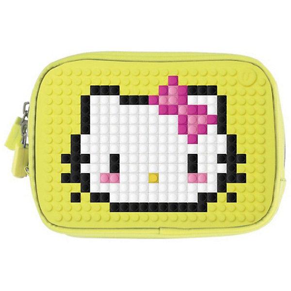 Ручная сумка Пенал Upixel «Canvas Handbag», желтый-желтыйДетские сумки<br>Характеристики:<br><br>? возраст: от 5 лет;<br>? тип: сумка;<br>? материал: 100% неопрен (синтетический каучук);<br>? подкладка: 100% полиэстер;<br>? панель: 100% силикон;<br>? цвет: желтый;<br>? в комплекте: буклет с возможными изображениями;<br>? пиксели: 120 шт. 7х7 см;<br>? поверхность: 23 рядов, 16 линий;<br>? количество точек: 360;<br>? размер товара: 4,5х17х12 см;<br>? упаковка: пакет;<br>? вес упаковки: 250 г;<br>? страна бренда: Китай.<br><br>Ручная сумка Пенал Upixel «Canvas Handbag» (Юпиксел) изготовлена из высококачественного и влагостойкого материала. В комплекте 80 пикселей разных цветов, инструкция для создания рисунка.<br><br>С пиксельной сумкой-Пенал можно создавать уникальные образы и менять дизайн сумки благодаря маленьким фишкам (пикселям). Для  воплощения  своих  фантазий  можно  докупать  пиксельные  фишки  размера  7х7 мм  или  готовые  наборы  картинок  с  фишками аналогичного  размера. <br><br>Сумка-Пенал с одним отделением, внутри два кармашка - один на молнии, второй на липучке, съемная силиконовая ручка для крепления на руку. <br><br>Ручная сумка Пенал Upixel «Canvas Handbag» (Юпиксел), желтый-желтый можно купить в нашем интернет-магазине.<br>Ширина мм: 45; Глубина мм: 170; Высота мм: 120; Вес г: 250; Цвет: желтый; Возраст от месяцев: 60; Возраст до месяцев: 2147483647; Пол: Женский; Возраст: Детский; SKU: 8291100;