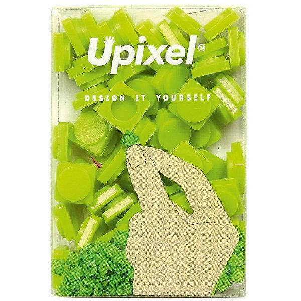 Пиксели маленькие Upixel, мятный зеленыйАксессуары для ранцев и рюкзаков<br>Характеристики:<br><br>• возраст: от 3 лет;<br>• цвет: мятный зеленый;<br>• материал: силикон;<br>• комплект: 80 пикселей 7х7 мм;<br>• размер изделия: 10х3,5х5 см;<br>• упаковка: прозрачная пластиковая коробка;<br>• вес набора: 8 гр.;<br>• страна бренда: Китай.<br><br>Пиксели маленькие Upixel - это часть безграничного пиксельного мира, так как ограничением может стать лишь ваша фантазия, которая сопоставима только с размерами вселенной. Воплощайте свои творческие идеи пиксель за пикселем на силиконовых полотнах.<br><br>Пиксели маленькие Upixel, мятный зеленый можно приобрести в нашем интернет-магазине.<br>Ширина мм: 10; Глубина мм: 35; Высота мм: 50; Вес г: 8; Цвет: светло-зеленый; Возраст от месяцев: 60; Возраст до месяцев: 2147483647; Пол: Унисекс; Возраст: Детский; SKU: 8291294;